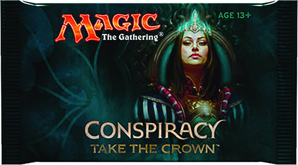 Conspiracy Take the Crown Booster Pack - Cerberus Games
