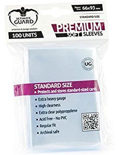 Ultimate Guard Sleeves Soft Premium - Cerberus Games