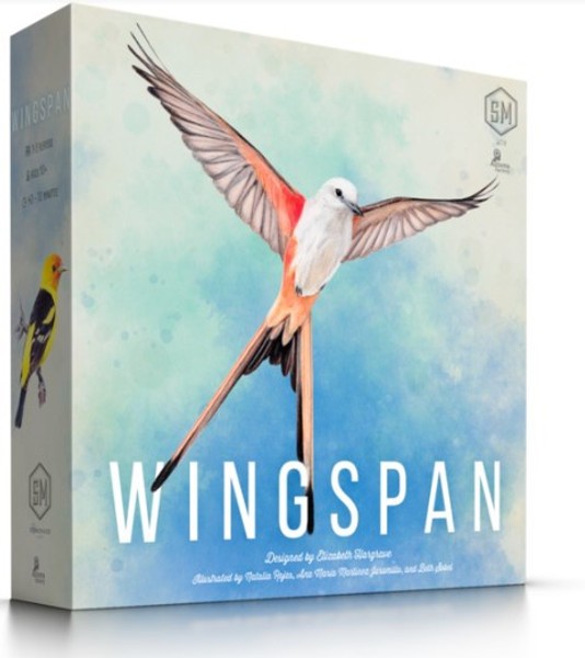 Wingspan Revised Edition - Cerberus Games