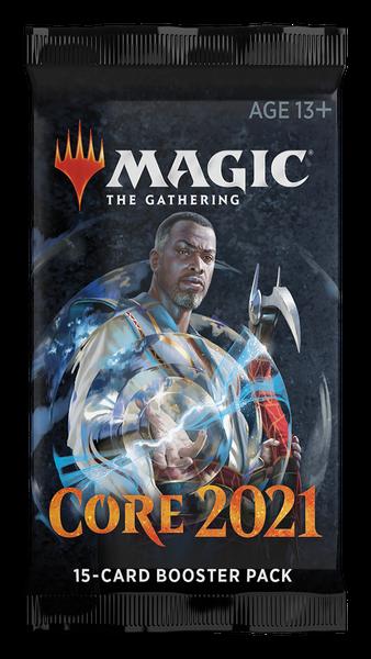 Core Set 2021 Draft Booster Pack - Cerberus Games