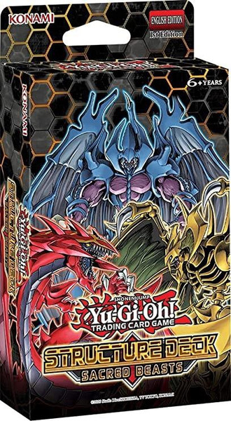 Structure Deck Sacred Beasts - Cerberus Games