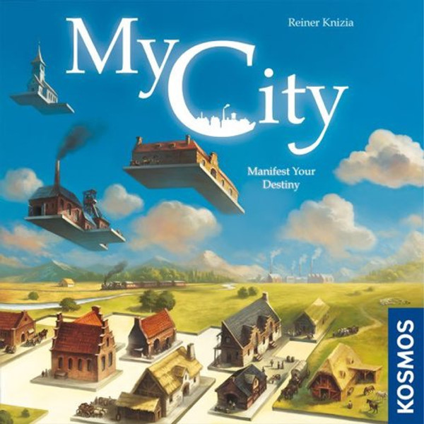 My City - Cerberus Games