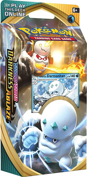 Darkness Ablaze Theme Deck - Cerberus Games