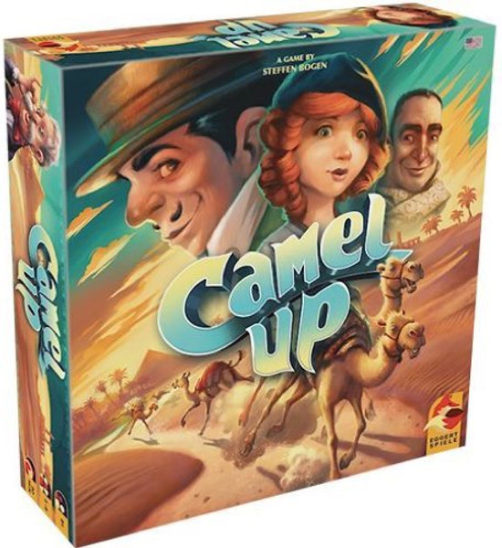 Camel Up - Cerberus Games