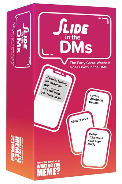 Slide in the DMs