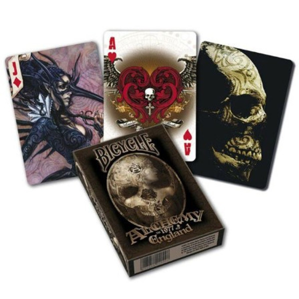 Alchemy II Bicycle Playing Cards