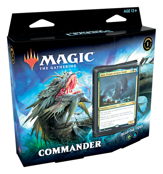 Commander Legends Commander Deck