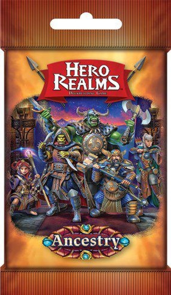 Hero Realms Expansion Ancestry Pack