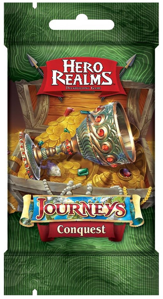 Hero Realms Expansion Journeys Conquest