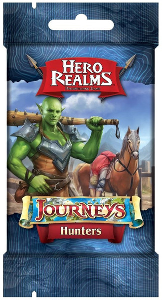 Hero Realms Expansion Journeys Hunters