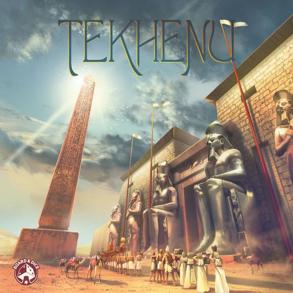 Tekhenu: Obilisk of the Sun