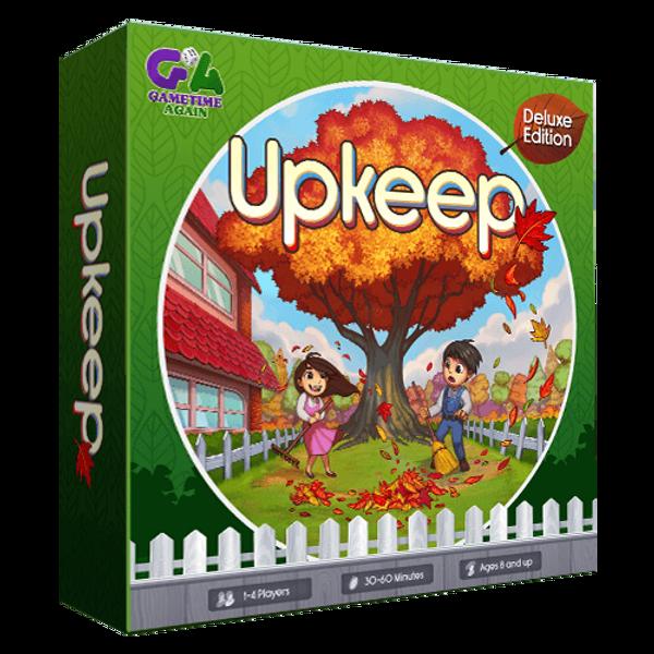 Upkeep Deluxe Edition