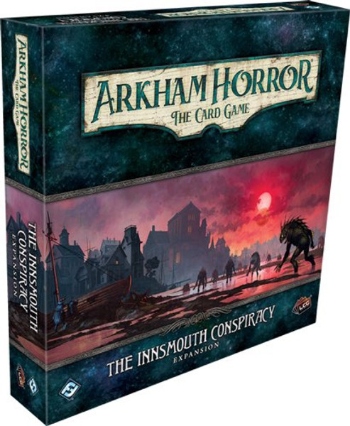 Arkham Horror Card Game Expansion The Innsmouth Conspiracy