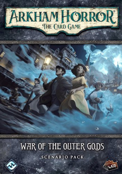 Arkham Horror Card Game Expansion War of the Outer Gods