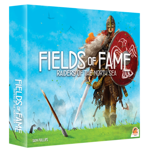Raiders of the North Sea Expansion Fields of Fame