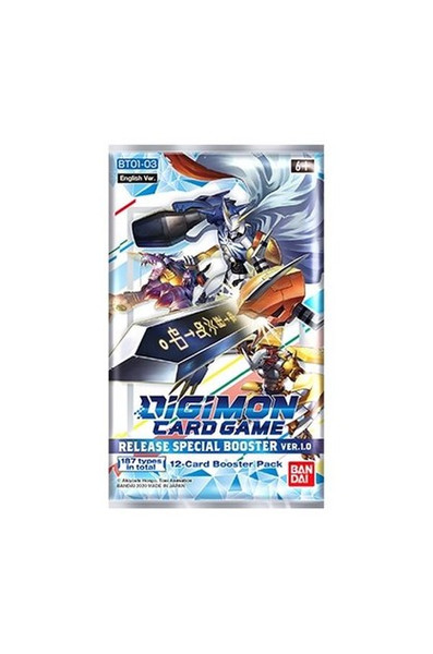 Release Special Booster Version 1.0 Booster Pack