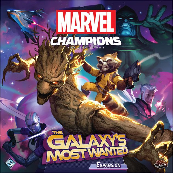 Marvel Champions Expansion The Galaxys Most Wanted