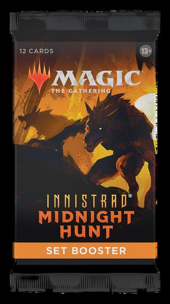 Innistrad Midnight Hunt Set Booster Pack