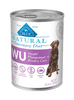 Blue Natural Veterinary Diet Canine WU Weight Management + Urinary Care - 12/12.5oz