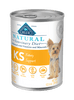 Blue Natural Veterinary Diet Canine KS Kidney Support - 12/12.5oz