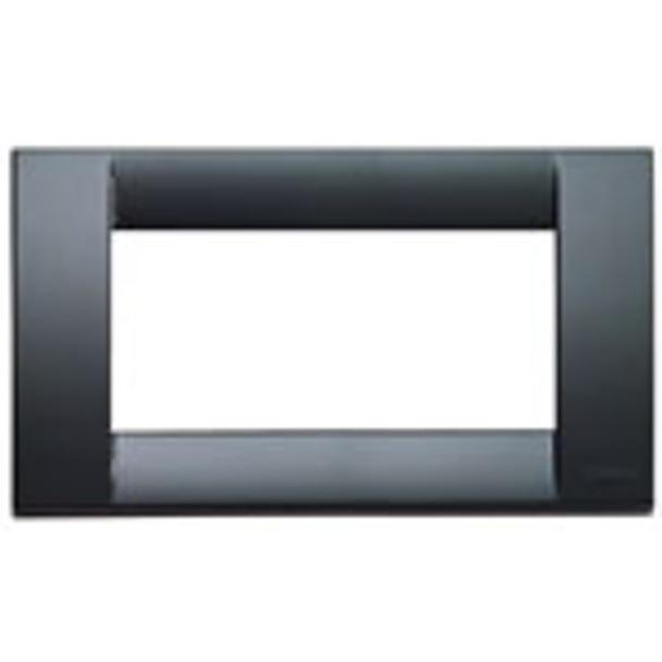 Idea Classica Plate 4M Technopolymer Graphite Grey