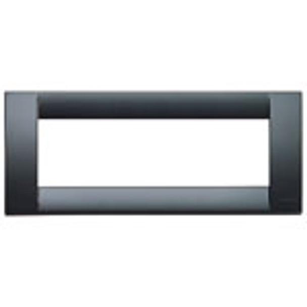 Idea Classica Plate 6M Technopolymer Graphite Grey