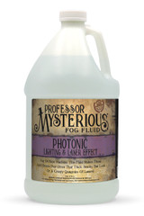 Professor Mysterious Photonic Fog Fluid, Gallon