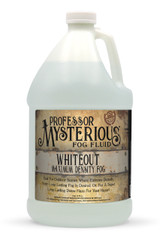 Professor Mysterious Whiteout Fog Fluid, Gallon