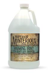 Professor Mysterious Vanishing Point Fog Fluid, Gallon