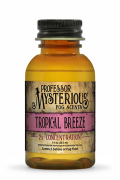 Professor Mysterious Tropical Breeze Fog Scent, 2x concentrate