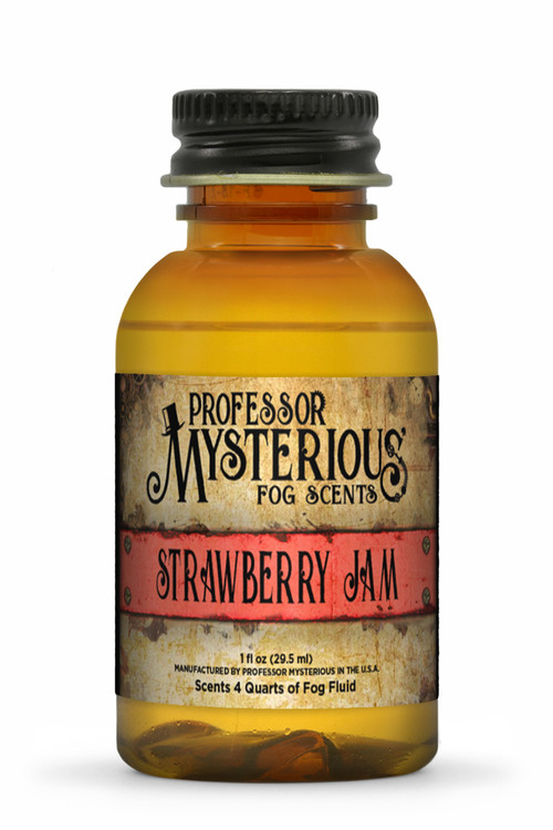 Professor Mysterious Strawberry Jam Fog Scent