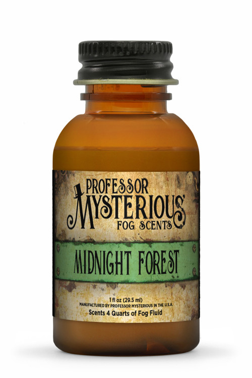 Professor Mysterious Midnight Forest Fog Scent