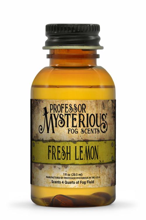 Professor Mysterious Fresh Lemon Fog Scent