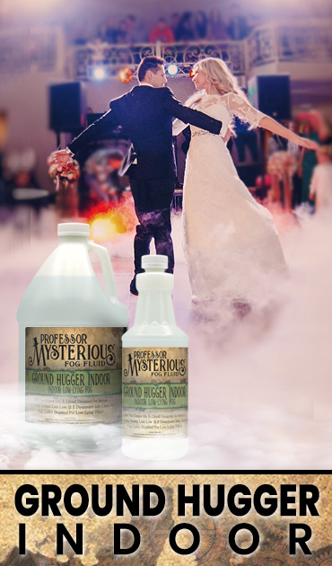 Be the spookiest kid on the block with Professor Mysterious fog fluid!
