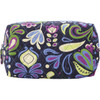 Odessa Zippered Cosmetic Travel Bag