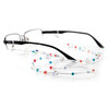 Confetti Eyeglass Leash