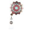 Jaipur India Design Badge Reel