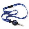 With God All Things are possible ribbon lanyard