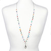 BooJee Beads Calypso Cross Beaded Fashion ID Necklace Lanyard