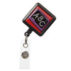 ABC Chalkboard badge reel
