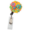 Sunny Day Floral Badge Reel