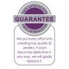 BooJee guarantee