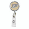 Purdue University Boilermakers Badge Reel