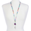 Pleasant Grove Skinny Ribbon Lanyard