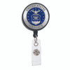 United States Air Force ID Badge Reel