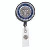United States Navy ID Badge Reel