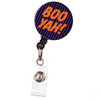 Booyah! Halloween ID Badge Reel