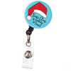 Santa Claus is Coming to Town ID Badge Reel Holidays