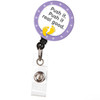 Push It Real Good Labor & Delivery Nurse Retractable Badge Reel - Maternity Ward