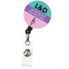 We bring out the kid in you labor & delivery nurse retractable badge - maternity nurses